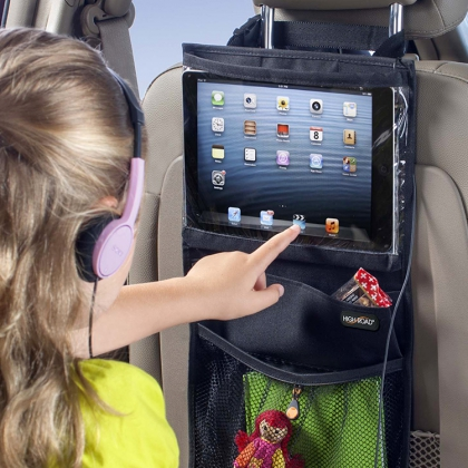 iPadhållare för bilen