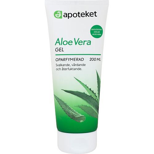 Aloe vera-gel från Apoteket