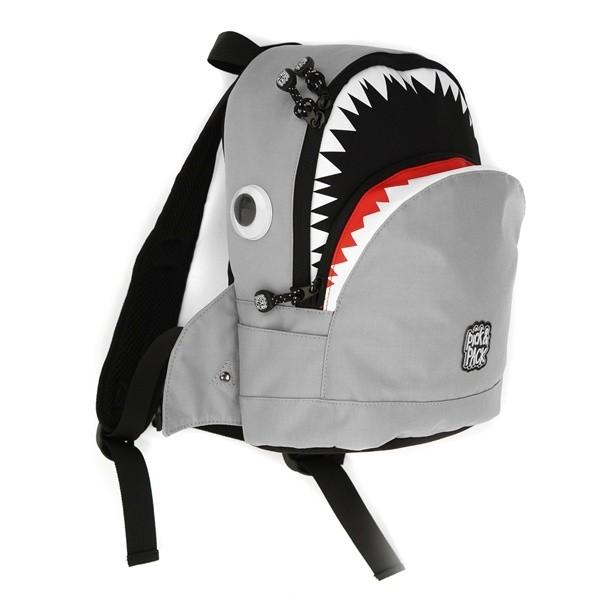 Pick & Pack – ryggsäck haj