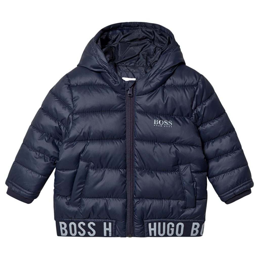 Hugo Boss – Branded Jacka Marinblå