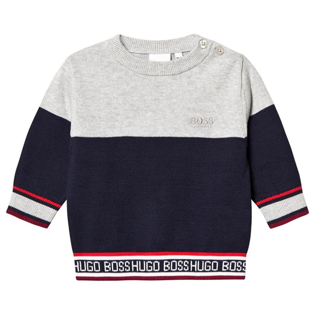 Branded tröja