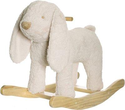 Gungkanin med långa mjuka öron från Teddykompaniet