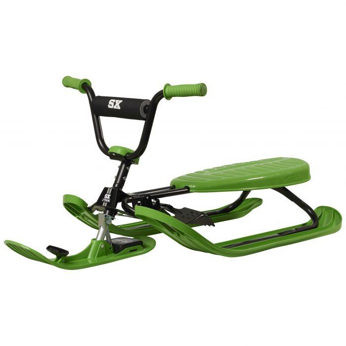 STIGA Snowracer med cykelstyre